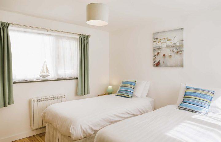 3rd bedroom The Cove, Praa Sands 72DPI