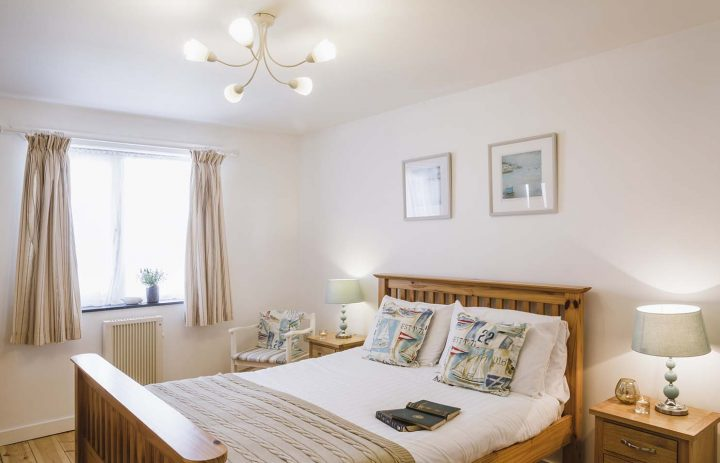 The master bedroom in The Beach 72DPI