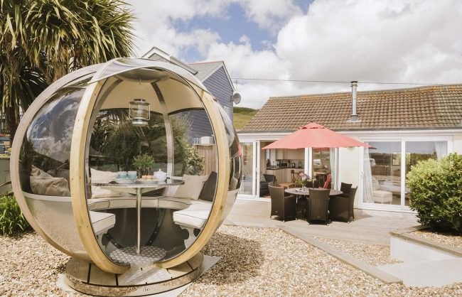 The Pod at The Cove, Praa Sands
