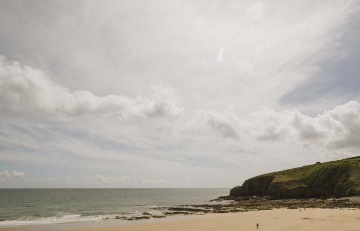 Praa Sands beach from West Cliffs 72 DPI
