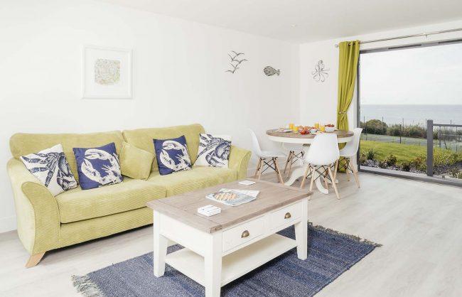 Seasky Living Room and sofa